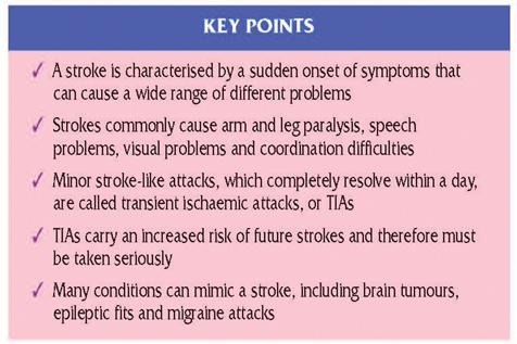 Types of stroke   Family Doctor
